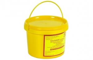 Контейнер для органических отходов. Класс Б, В (0,75 л)