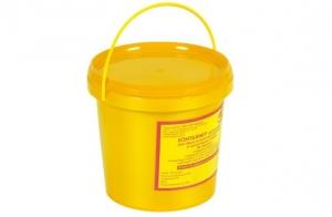 Контейнер для органических отходов. Класс Б, В (1,0 л)