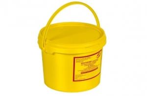 Контейнер для органических отходов. Класс Б, В (2,5 л)