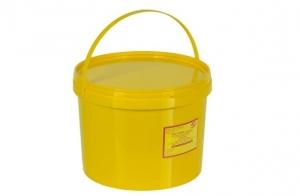 Контейнер для органических отходов. Класс А, Б, В (10,0 л)