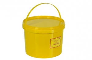 Контейнер для органических отходов. Класс А, Б, В (12,0 л)