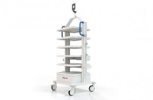Стойка медицинская для аппаратуры СА (СА-3)